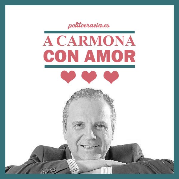 a carmona con amor