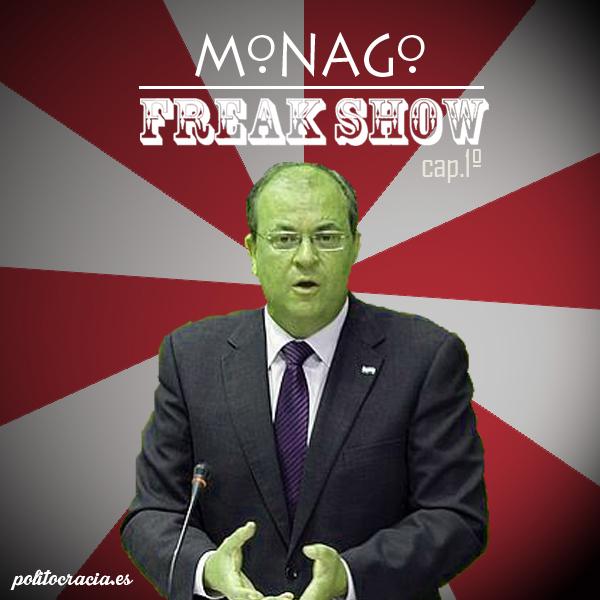 monago freak show copia