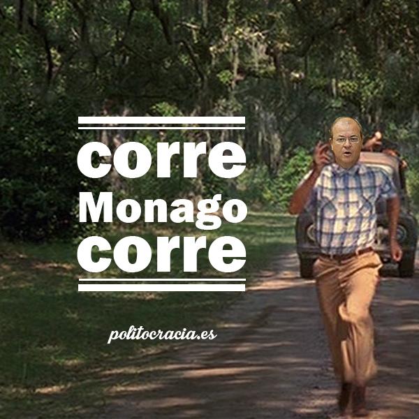 corre monago