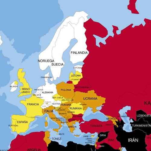informe reporteros sin fronteras Europa