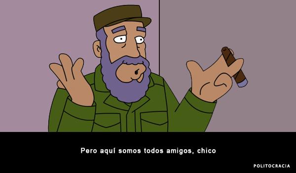 Comunismo y Fidel Castro