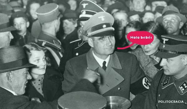 Foto Rudolf Hess