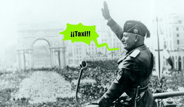 Foto Benito Mussolini
