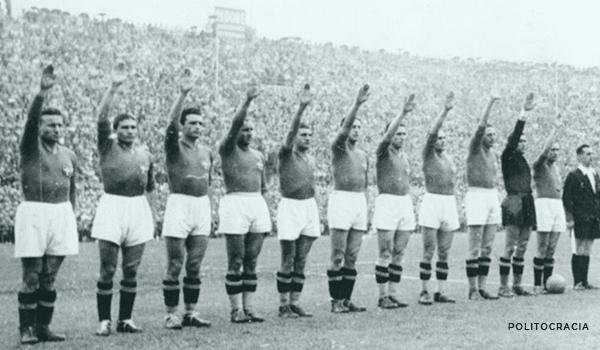 Mundial de fútbol de Italia, 1934