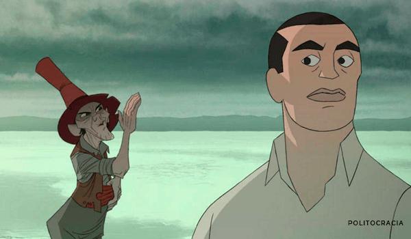 Film Buñuel en el laberinto de las Tortugas