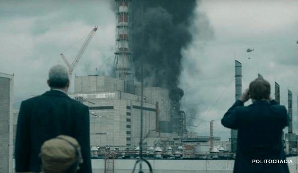 imagen de Chernobyl, HBO